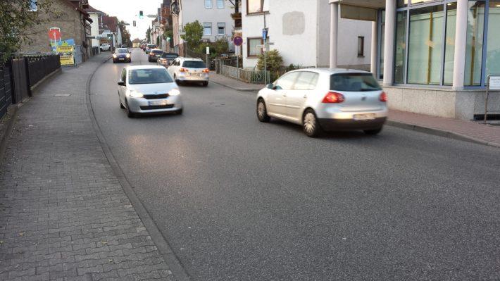 Idsteiner Straße Richtung Westen