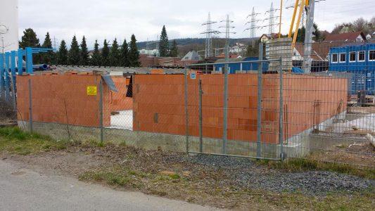 Neues Bauhof-Haus