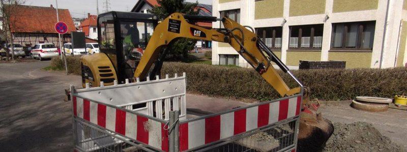 Baustellen-Übersicht April 2015