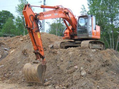Baustellen-Blog 4. Mai 2009