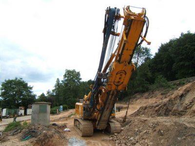 Baustellen-Blog 31. Mai2009