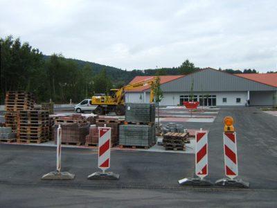 Baustellen-Blog 7. Juni2009
