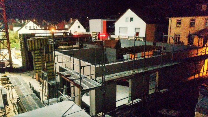 Austraße Bau 2018