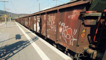 Bahnhof-Bau 2019