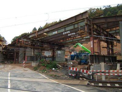 Baustellen-Blog 11. Oktober 2009