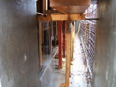 Baustellen-Blog 6. Dezember 2009