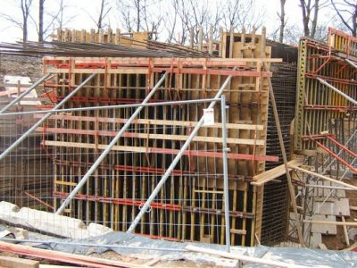 Baustellen-Blog 11. April2010
