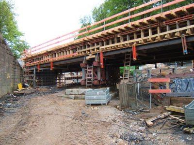 Baustellen-Blog 9. Mai2010