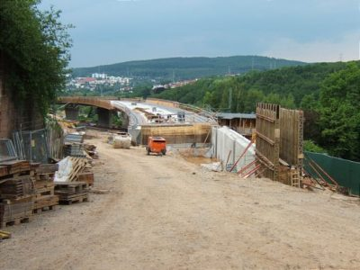 Baustellen-Blog 6. Juni 2010