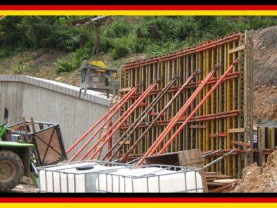 Baustellen-Blog 20. Juni 2010