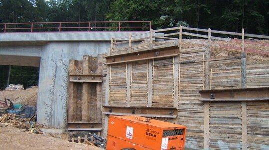 Baustellen-Blog 22. August 2010