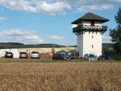 Römerturm bei Idstein-Dasbach